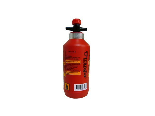 Trangia 0.3 Litre Stove Fuel Bottle with Safety Valve Camp DofE Scouts Cooking